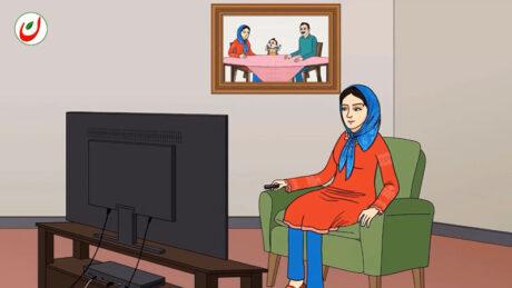 انیمیشن - ماهواره - ارزشبان